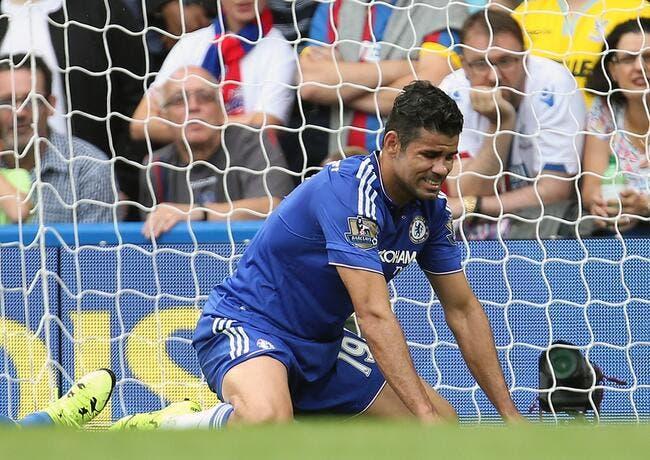 Diego Costa fait un aveu pour expliquer les ratés de Chelsea