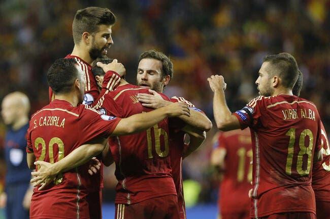 L'Espagne et la Suisse valident leur billet