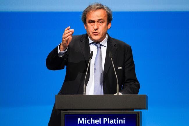 Platini est un honnête homme, parole de Bernard Tapie !