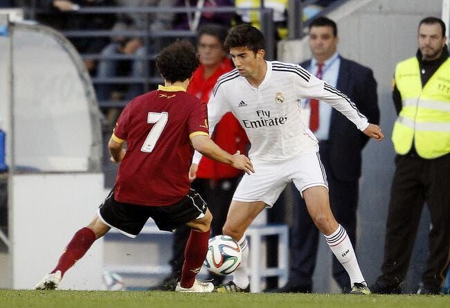 Enzo Zidane chouchou de Zizou au Real ? Il le mérite !
