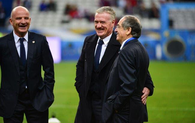 Fière de l'EDF, la FFF se moque du classement FIFA