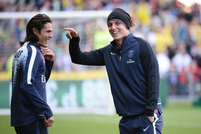 L'agent de David Luiz fait des confidences