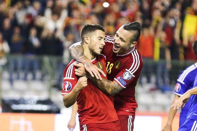 La Belgique et le Pays de Galles embarquent pour l'Euro 2016
