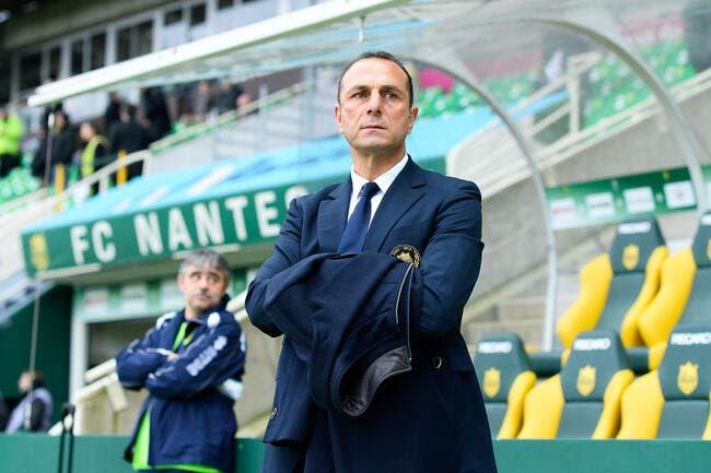 Nantes réveille ses attaquants, « il va falloir s'y mettre… »