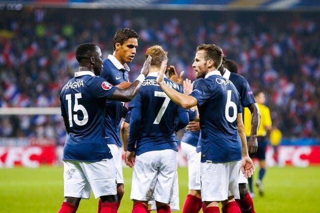 Varane veut installer la culture de la gagne en France