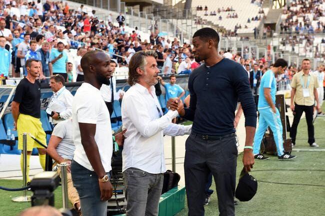 Abou Diaby titulaire avec l'OM contre Lorient ?
