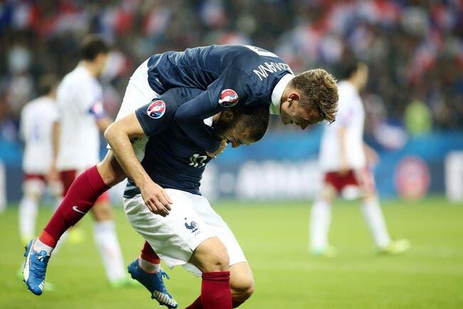 Griezmann accusé d'avoir blessé Benzema