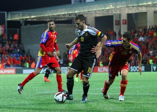 Hazard met une pression énorme sur la Belgique