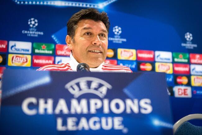 Hubert Fournier intéresse un club allemand !
