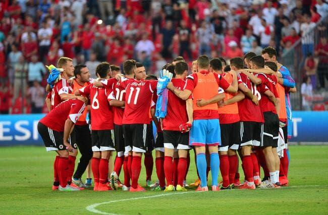 L'Albanie et la Roumanie qualifiés à leur tour
