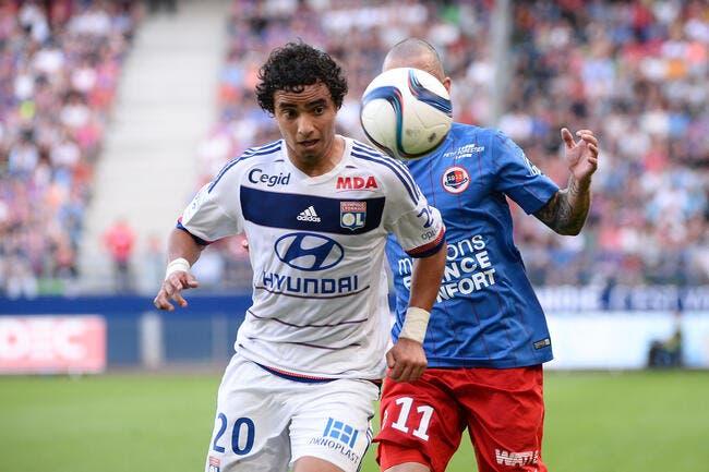 L'OL peut de nouveau compter sur Rafael