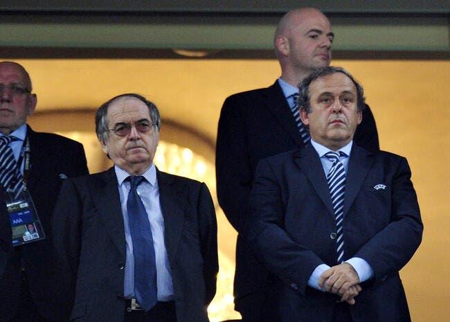 La FIFA renvoie les avocats de Platini à leurs études