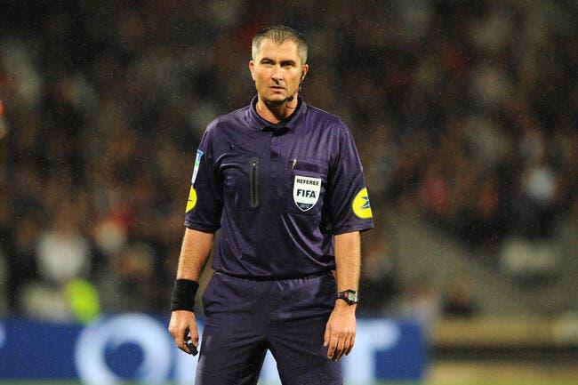 Monaco-OL, un choix d'arbitre qui va faire causer