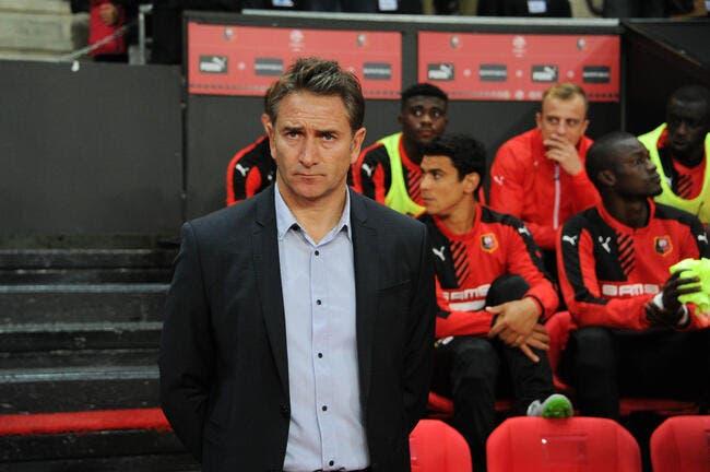 Rennes assume totalement son pari Gourcuff