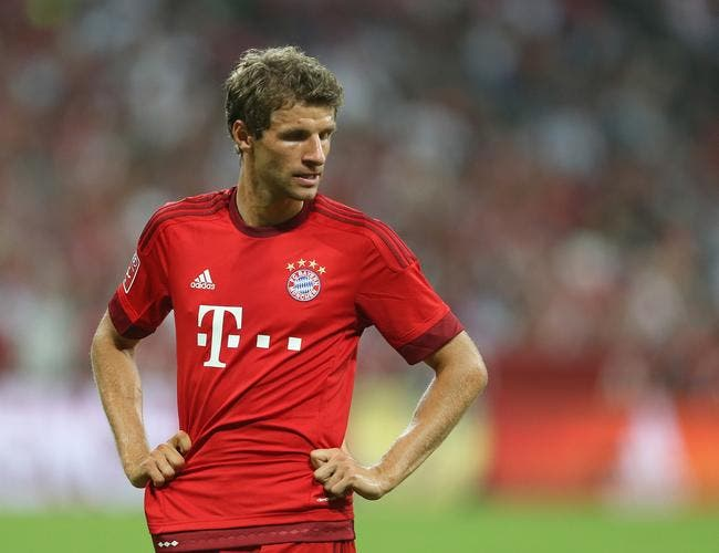 Avec sa montagne d'or, MU est en train de faire craquer Müller