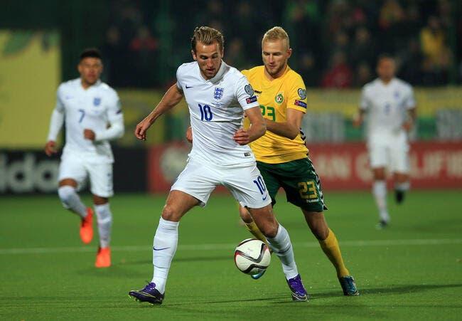 L'Angleterre fait le Grand Chelem dans les qualifs !
