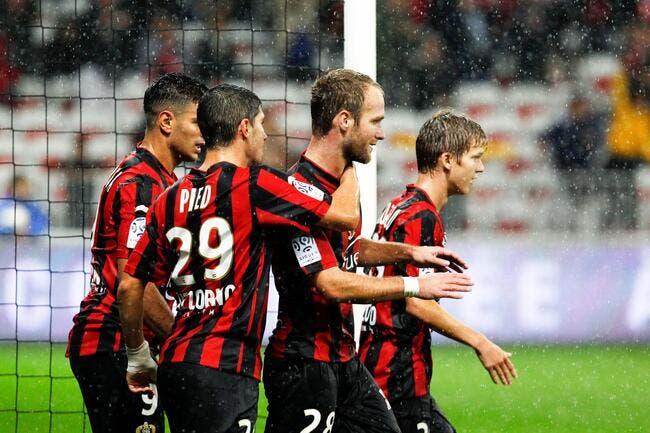 Lâcher Monaco pour Nice, Germain ouvre la porte