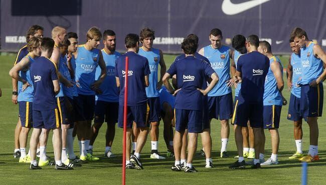 Le Barça vend 20ME par an son maillot... d'entrainement