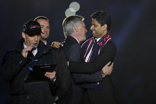 Son divorce avec le PSG, Ancelotti est cash