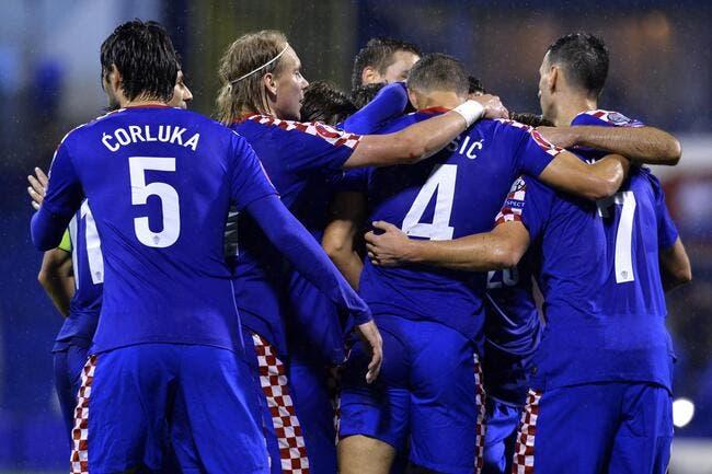 Ça passe de justesse pour la Croatie