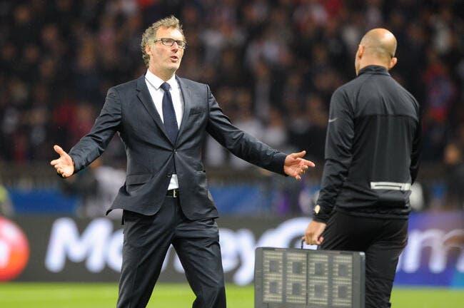 Et si c'était Laurent Blanc qui quittait le PSG ?