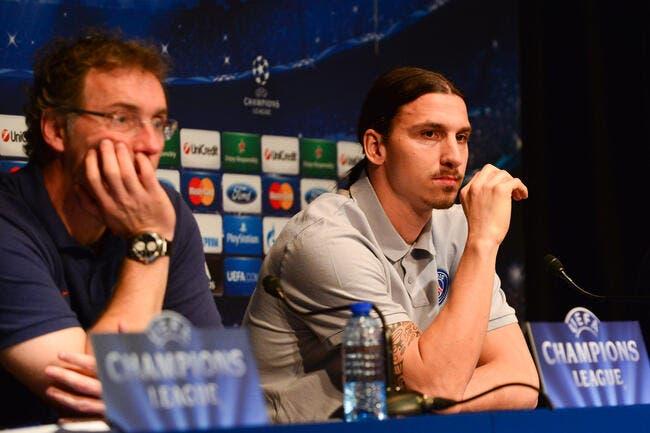 Ibrahimovic et le PSG, un gros doute s'installe