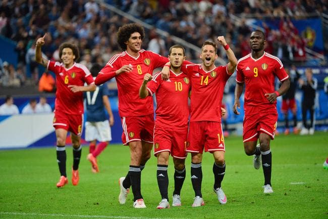 La Belgique n°1 mondiale ce mardi à 22h30 ?