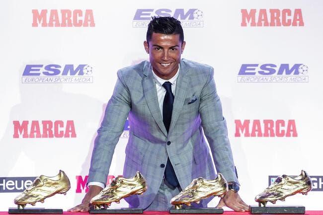Cristiano Ronaldo ne laisse aucun espoir au PSG