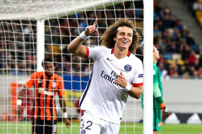 David Luiz OK pour PSG-Real ? Paris est vraiment magique