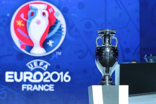 Euro 2016 : Les chapeaux du tirage au sort dévoilés