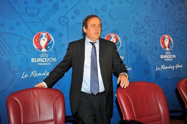 L'UEFA fait bloc derrière Platini !