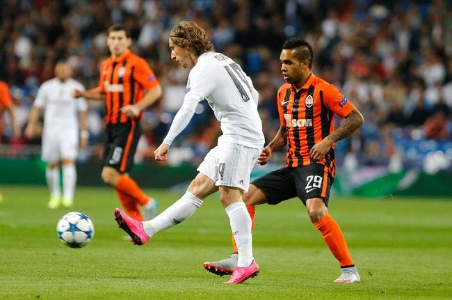 Modric absent pour PSG-Real