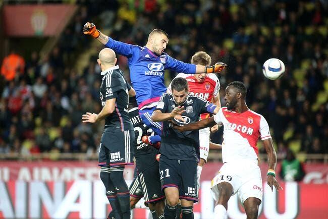 Aulas conteste le but de Monaco