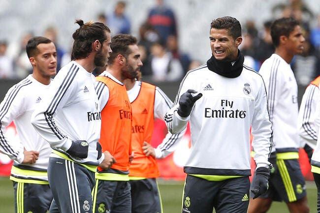 Bale-Cristiano Ronaldo, c'est allé trop loin