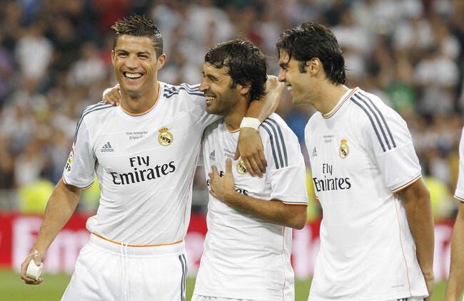 324 buts, Cristiano Ronaldo dépasse Raul au Real Madrid !