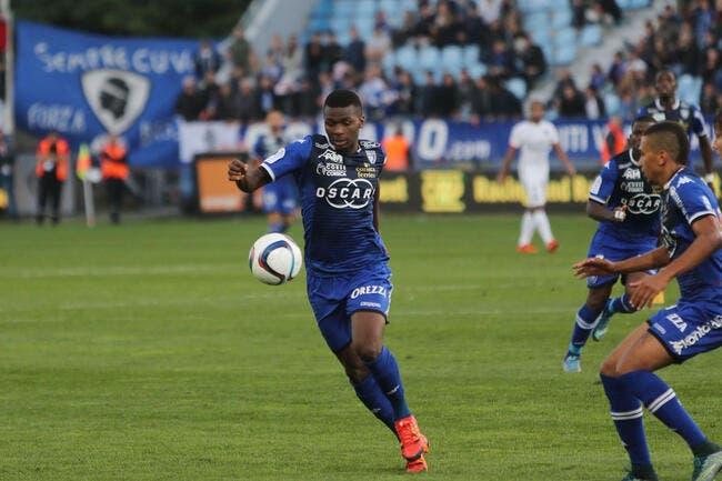 Bastia « pas récompensé » jette un regard noir à l'arbitre