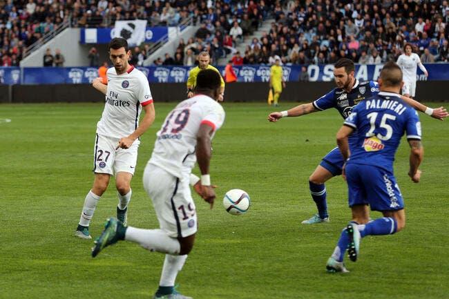 Le PSG avoue avoir «rectifié le tir» contre Bastia