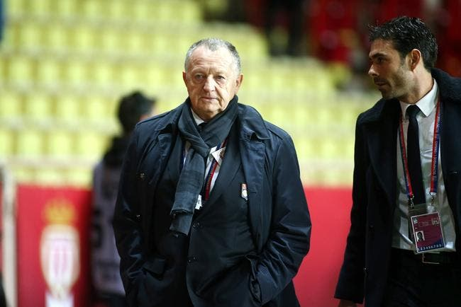 Sanction contre l'OM, Aulas se dit « abasourdi »