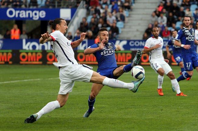 Le PSG zlatane Bastia et s'envole