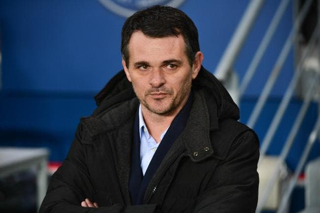 Sagnol annonce une saison galère pour Bordeaux