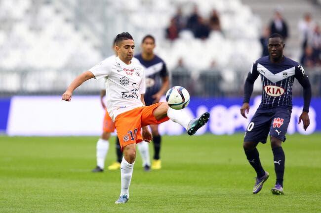 Bordeaux et Montpellier, 0-0 et c'est tout