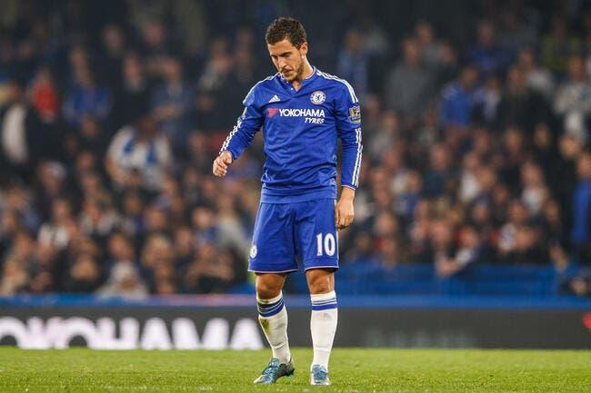 La guerre est déclarée entre Mourinho et Hazard à Chelsea