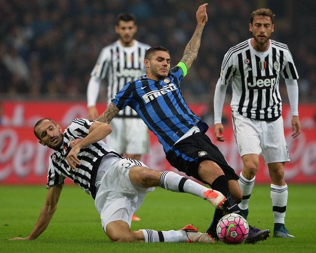 La Juventus piétine encore contre l'Inter