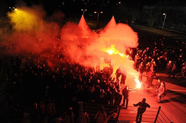 La police furieuse des incidents après Bastia-PSG