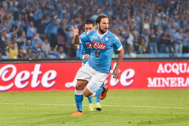 Naples - Fiorentina : 2-1