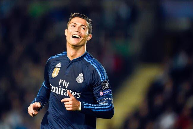 Cristiano Ronaldo gagne 20ME à ne rien faire !