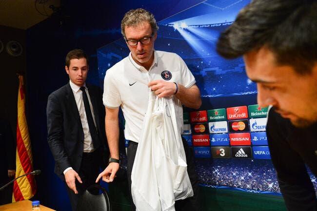 Pastore poliment recadré par Blanc avant PSG-Real Madrid