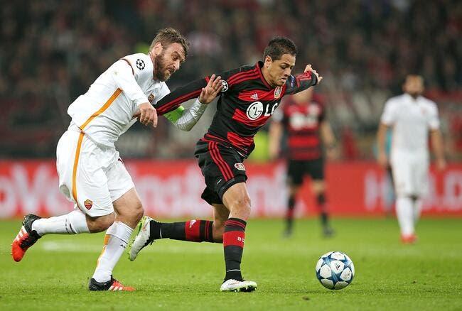 Bayer Leverkusen - AS Roma 4-4