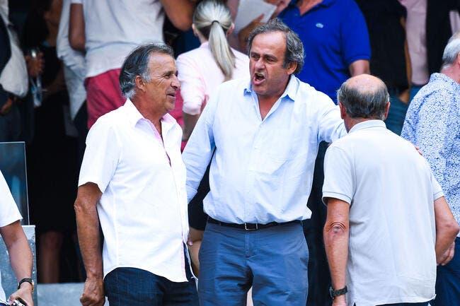 L'OM vers la Ligue 2 ? Il n'y croit pas une seconde
