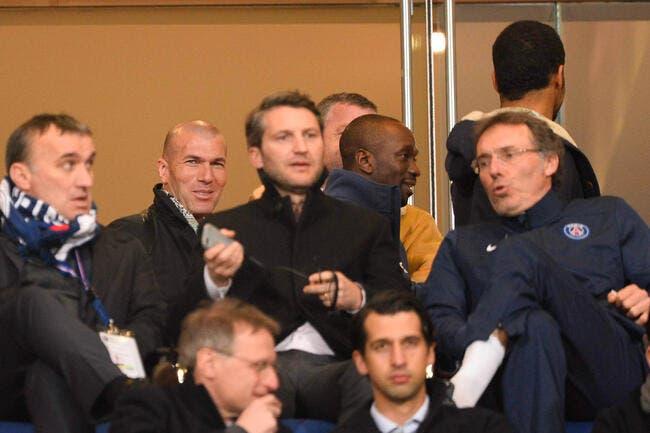 Ce match est celui de l'année pour Zinedine Zidane !